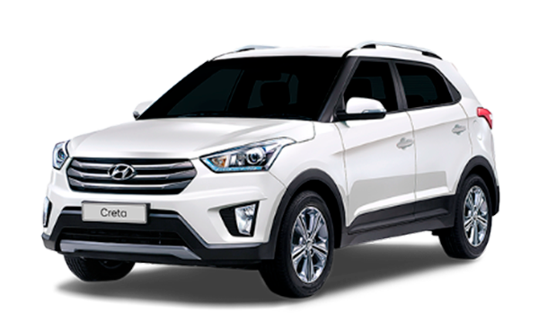 Hyundai Creta Active+Winter Белый