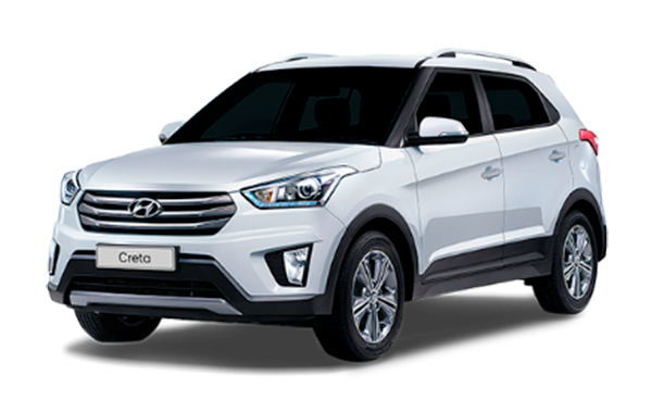 Hyundai Creta Active+Winter+Light Серебристый
