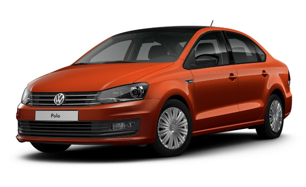Volkswagen Polo CONNECT Белый