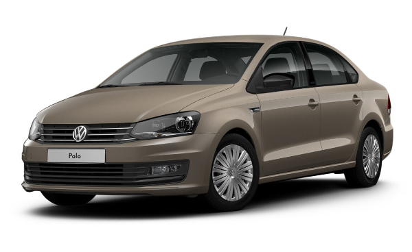 Volkswagen Polo CONNECT Бежевый