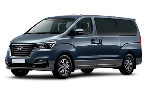 Новый Hyundai H-1 Business 2.5