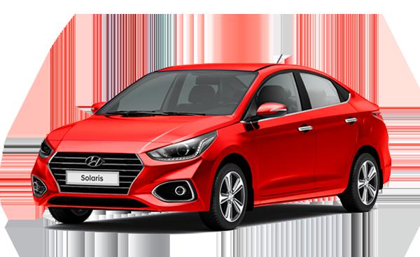 Новый Hyundai Solaris Comfort+Advanced+Winter 1.6