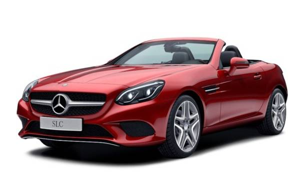 Mercedes-Benz SLC-Класс
