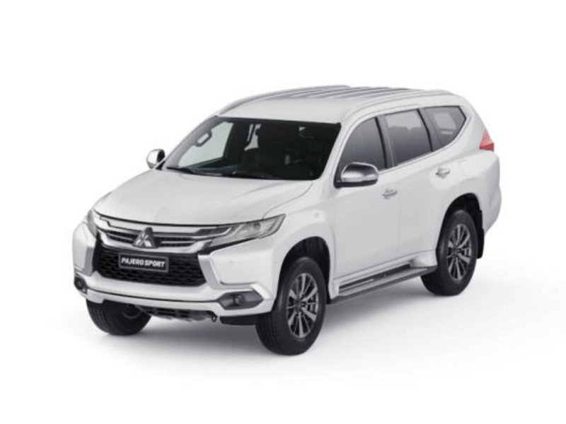 Новый Mitsubishi Pajero Sport Instyle 2.4 DID AT