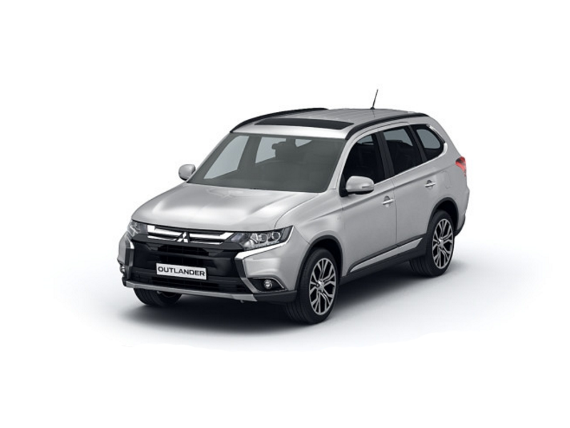 Новый Mitsubishi Outlander III Instyle 2.0 4WD NEW