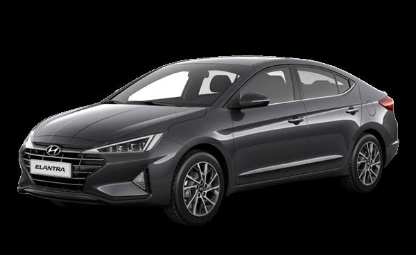 Новый Hyundai Elantra Elegance+Style+High-Tech 2.0