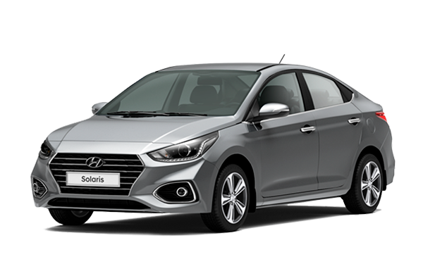 Новый Hyundai Solaris Comfort 1.6