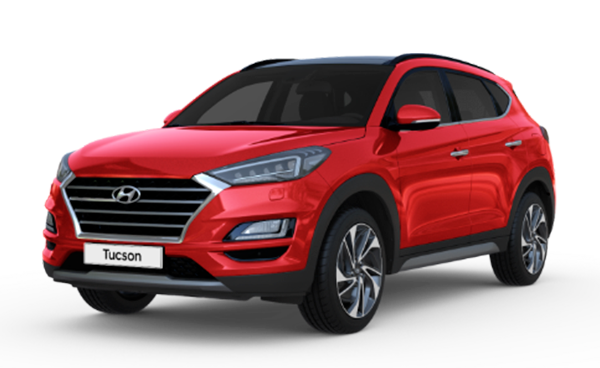 Новый Hyundai Tucson High-Tech 2.0