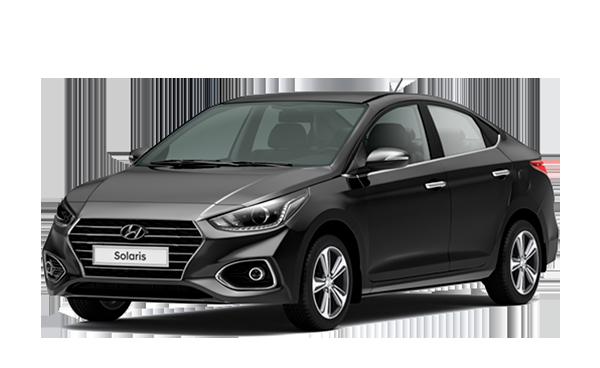 Новый Hyundai Solaris Active Plus 1.4