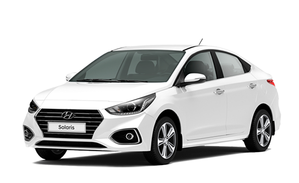 Hyundai Solaris NEW Active Plus Белый
