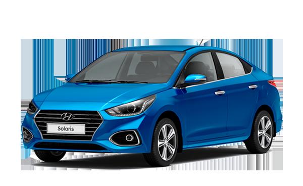 Новый Hyundai Solaris Comfort+Advanced 1.6