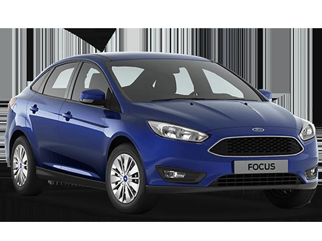 Новый Ford Focus SYNC EDITION 4-DOOR 1.6