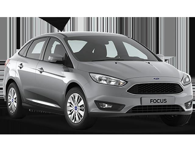 Новый Ford Focus SPECIAL EDITION 4-DOOR 1.6