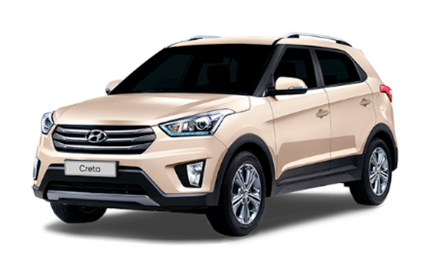 Новый Hyundai Creta Travel 2.0