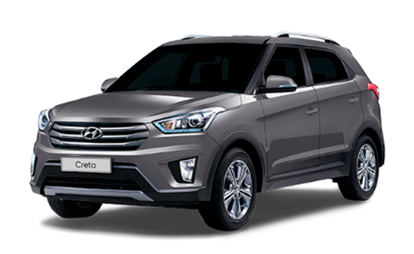 Новый Hyundai Creta Travel+Advanced 1.6