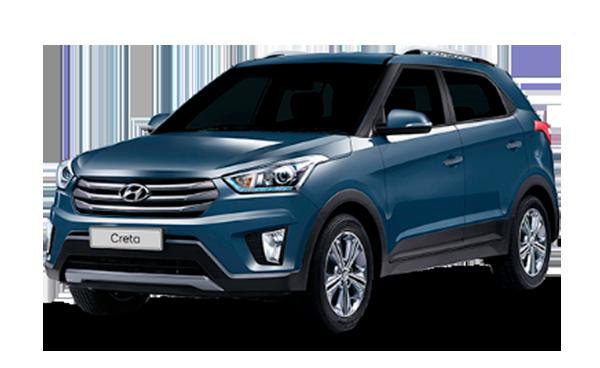 Новый Hyundai Creta Travel+Advanced 1.6