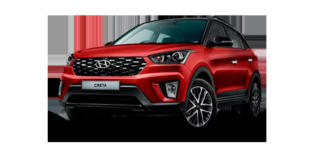 Купить Hyundai Creta New