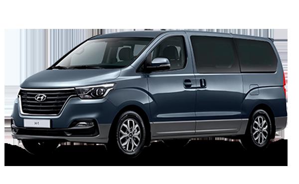 Новый Hyundai H-1 Business 2.5