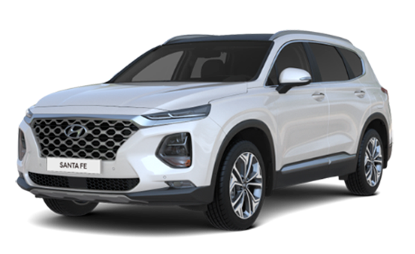 Новый Hyundai Santa Fe High-Tech 7 мест 2.2