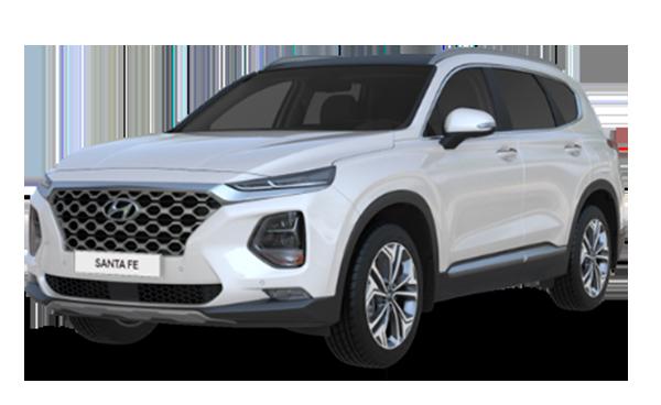 Новый Hyundai Santa Fe High-Tech 5 мест 2.2