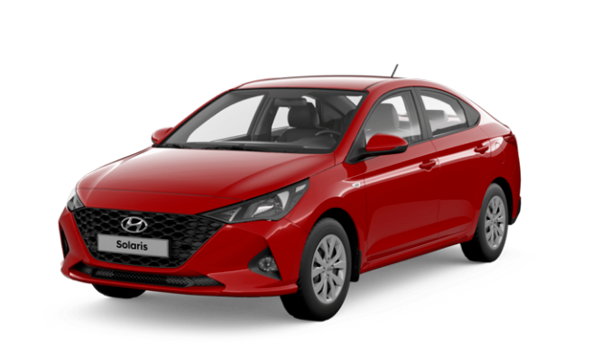 Купить Hyundai Solaris New