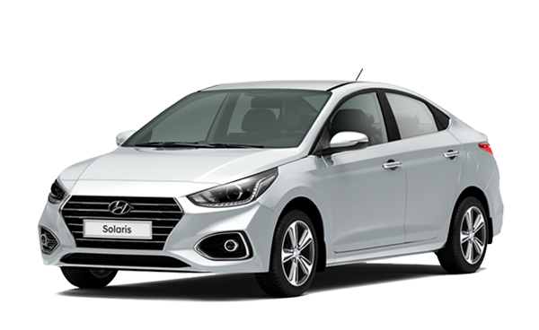 Hyundai Solaris NEW Super Series+Winter Серебристый