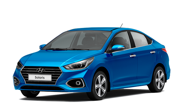 Новый Hyundai Solaris Comfort+Winter+Safety 1.6