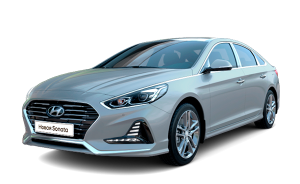 Новый Hyundai Sonata Business+High-Tech 2.4