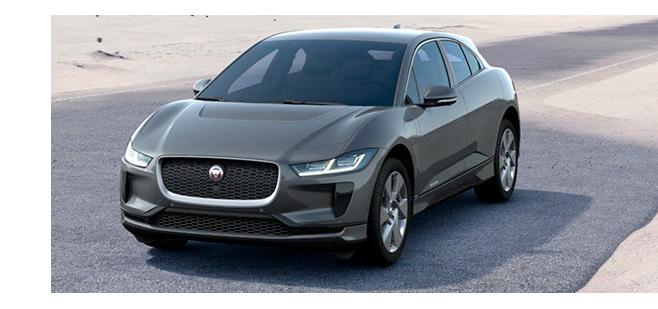 Купить Jaguar I-Pace