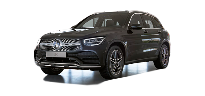 Mercedes-Benz GLC-klasse Внедорожник