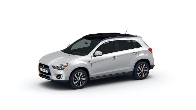 Новый Mitsubishi ASX Instyle 4WD 2.0