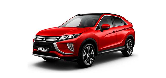 Купить Mitsubishi ECLIPSE CROSS