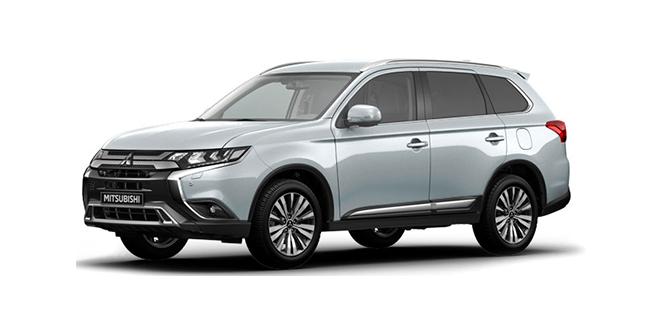 Mitsubishi OUTLANDER в комплектации Intense+ 2.0 4WD Yandex 2020 года в Москве в наличии: цена 1 594 400 ₽ в автосалоне РОЛЬФ Восток Mitsubishi — 336061