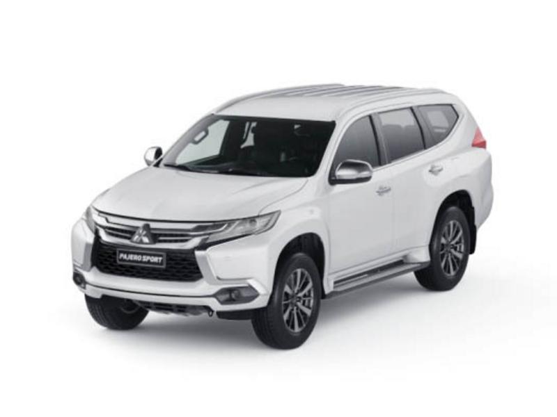 Новый Mitsubishi Pajero Sport Intense 2.4