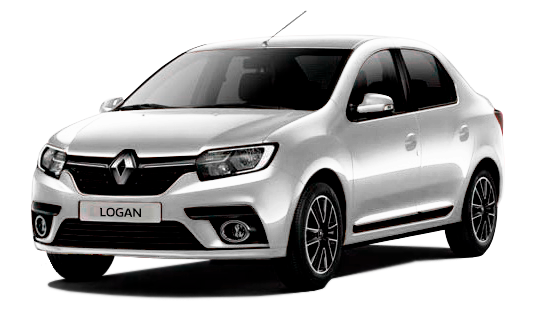 Фото Renault Logan NEW цвет Лазурно-синий