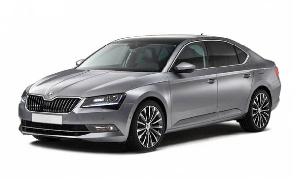 ŠKODA Superb Седан