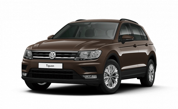Volkswagen Tiguan CONNECT PLUS Коричневый